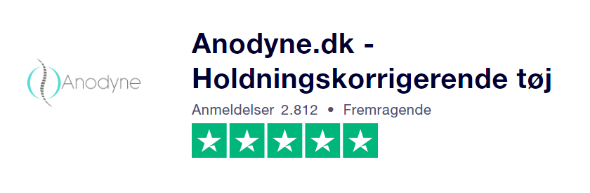 anodyne anmeldelse trustpilot